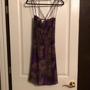 Dresses & Skirts - Purple Butterfly Dress